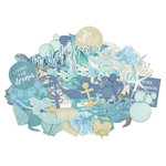 Kaisercraft - Deep Sea Collection - Collectables - Die Cut Cardstock Pieces