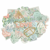 Kaisercraft - Greenhouse Collection - Collectables - Die Cut Cardstock Pieces