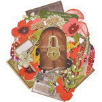 Kaisercraft - Enchanted Collection - Collectables - Die Cut Cardstock Pieces