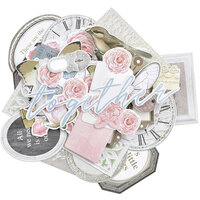 Kaisercraft - Lady Like Collection - Collectables - Die Cut Cardstock Pieces