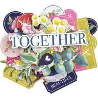 Kaisercraft - Native Breeze Collection - Collectables - Die Cut Cardstock Pieces