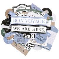 Kaisercraft - Explorer Collection - Sentiment Collectables