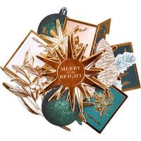 Kaisercraft - Emerald Eve Collection - Christmas - Collectables - Die-Cut Cardstock Pieces