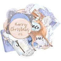 Kaisercraft - Whimsy Wishes Collection - Collectables - Die-Cut Cardstock Pieces