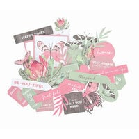 Kaisercraft - Flowering Natives Collection - Collectables - Die-Cut Cardstock Pieces