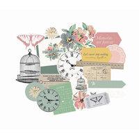 Kaisercraft - Le Belle Collection - Collectables - Die-Cut Cardstock Pieces