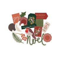 Kaisercraft - A Christmas Tale - Collectables - Die-Cut Cardstock Pieces