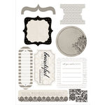Kaisercraft - After Five Collection - Die Cuts - Elements
