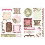 Kaisercraft - Chanteuse Collection - Die Cuts - Elements