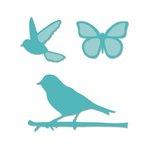 Kaisercraft Birds and Butterflies Decorative Dies