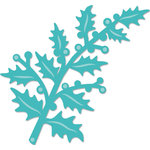Kaisercraft - Christmas - Decorative Dies - Holly Branch