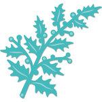 Kaisercraft - Christmas - Decorative Dies - Holly Branch