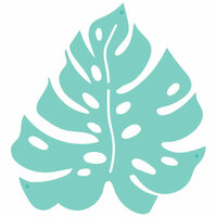 Kaisercraft - Decorative Dies - Monstera Leaf