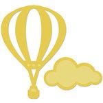 Kaisercraft - Decorative Dies - Hot Air Balloons