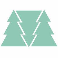 Kaisercraft - Decorative Dies - Christmas Trees