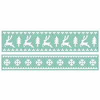 Kaisercraft - Decorative Dies - Knit Borders