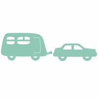 Kaisercraft - Decorative Dies - Car and Caravan