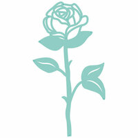 Kaisercraft - Decorative Dies - Single Rose