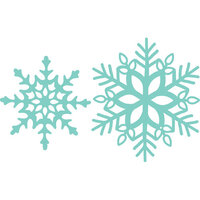Kaisercraft - Christmas - Decorative Dies - Snowflakes