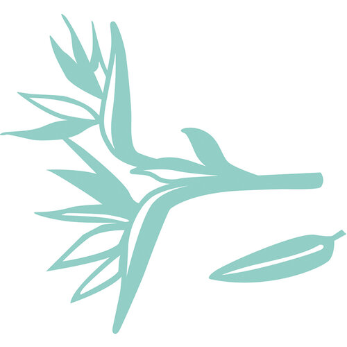 Kaisercraft - Decorative Die - Bird of Paradise