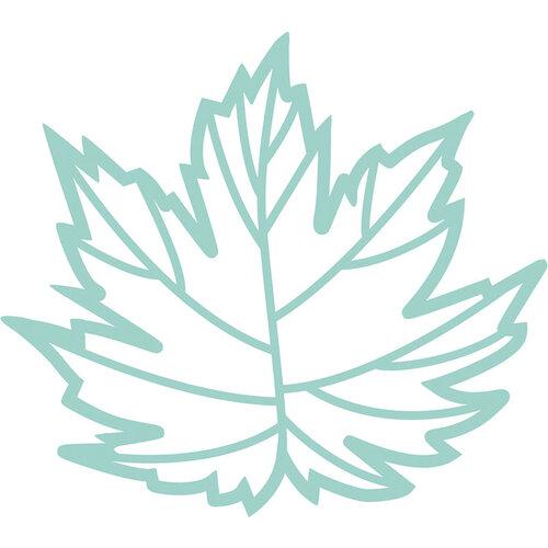 Kaisercraft - Fallen Leaves Collection - Decorative Die - Autumn Leaf