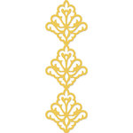 Kaisercraft - Decorative Dies - Damask Border