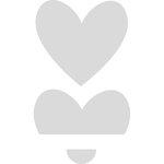 Kaisercraft - Decorative Dies - Card Creations - Heart