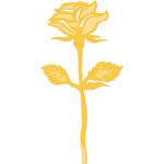 Kaisercraft - Decorative Dies - Stemmed Rose