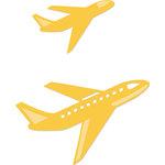 Kaisercraft - Decorative Dies - Aeroplanes