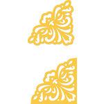 Kaisercraft - Decorative Dies - Flourish Corners