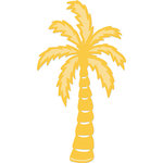 Kaisercraft - Decorative Dies - Palm Tree