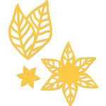 Kaisercraft - Christmas - Decorative Dies - Poinsettia