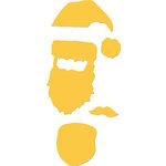 Kaisercraft - Christmas - Decorative Dies - Santa Face