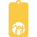 Kaisercraft - Christmas - Decorative Dies - Joy Tag