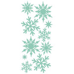 Kaisercraft - Decorative Die - Snowflake Panel