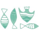 Kaisercraft - Decorative Die - School of fish