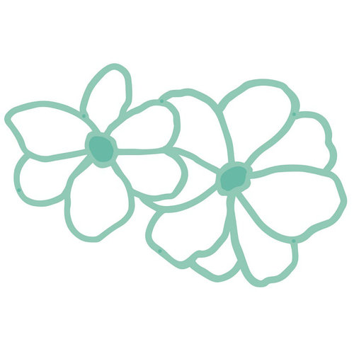 Kaisercraft - Decorative Die - Hanami Flowers