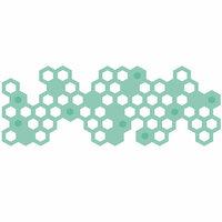 Kaisercraft - Decorative Dies - Texture Honeycomb