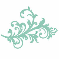 Kaisercraft - Decorative Dies - Ornate Flourish