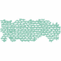 Kaisercraft - Decorative Dies - Texture Burlap