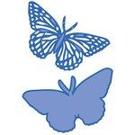 Kaisercraft - Decorative Dies - Butterflies