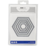 Kaisercraft - Decorative Dies - Nesting Hexagons