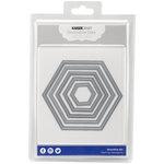 Kaisercraft - Decorative Dies - Nesting Hexagons