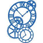 Kaisercraft - Decorative Dies - Cogs and Clocks