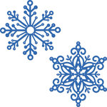 Kaisercraft - Decorative Dies - Snowflake