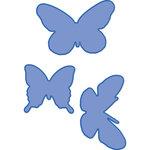 Kaisercraft - Decorative Dies - 3 Butterflies