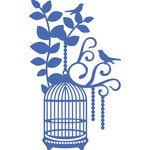 Kaisercraft - Decorative Dies - Birdcage Vine