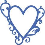 Kaisercraft - Decorative Dies - Flourish Heart