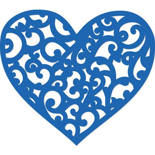 Kaisercraft - Decorative Dies - Decorative Heart