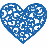 Kaisercraft - Decorative Dies - Decorative Heart